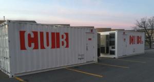 MOBISMART Containerized Power Storage