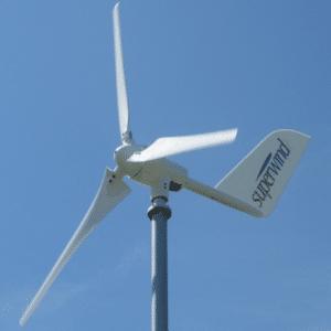 SUPERWIND Horizontal Axis Wind Turbine